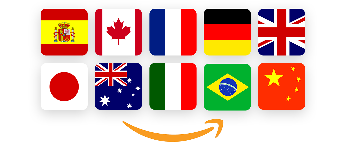 Amazon countries