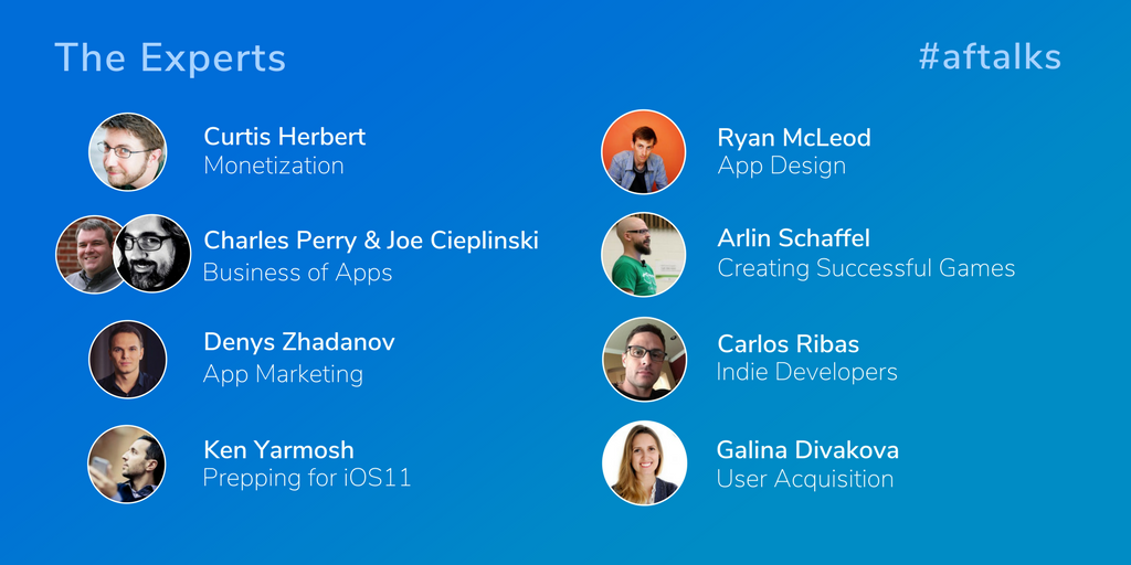 Mobile app success -- 9 Experts on everything from monetizing to marketing and optimization